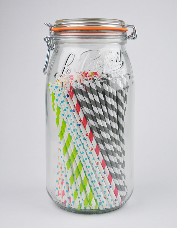 Giant canning jar