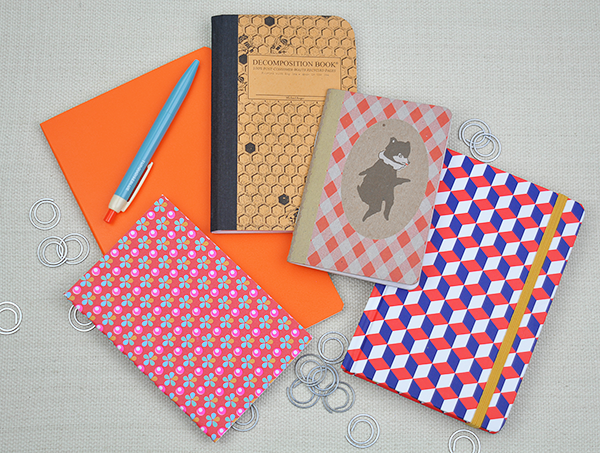 Little Joy Notebooks