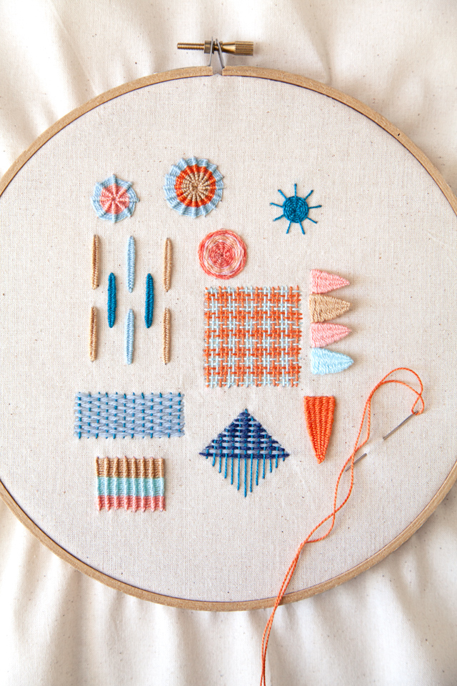 Needlework and embroidery by Karen Barbé. Her work is phenomenal!! Just looking at this makes me inspired.